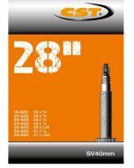 CST Binnenband 27/28x3/4 (700x23c) 23-622 Frans ventiel Race