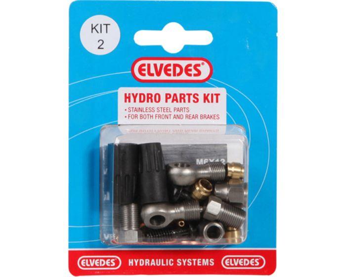 Elvedes hydro onderdelen set 2