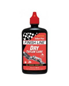 Finish line dry oil 120ML