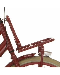 Cortina voordrager 26 inch-Rood