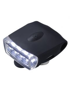 Topeak LED Koplamp White lite DX USB-oplaadbaar
