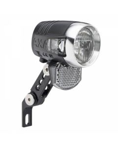 Axa Blueline 50LUX LED koplamp Steady aan/Uit/Auto