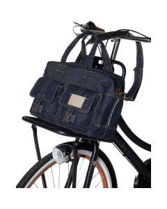 Cortina Denim Kansas bag - Solo