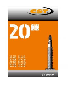 CST Binnenband 20X1.50-2.50 (40/62-406) frans ventiel