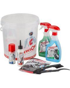 Cyclon Wax Lube pakket