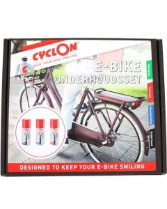 Cyclon E-Bike Spray Box