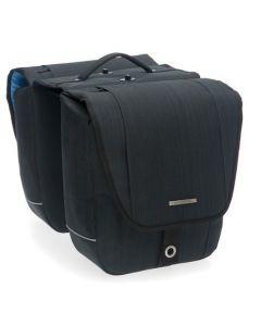 New Looxs Avero Double detachable, dubbele afneembare tas Zwart