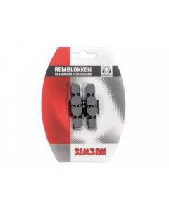 Simson Remblokken voor Magura remmen